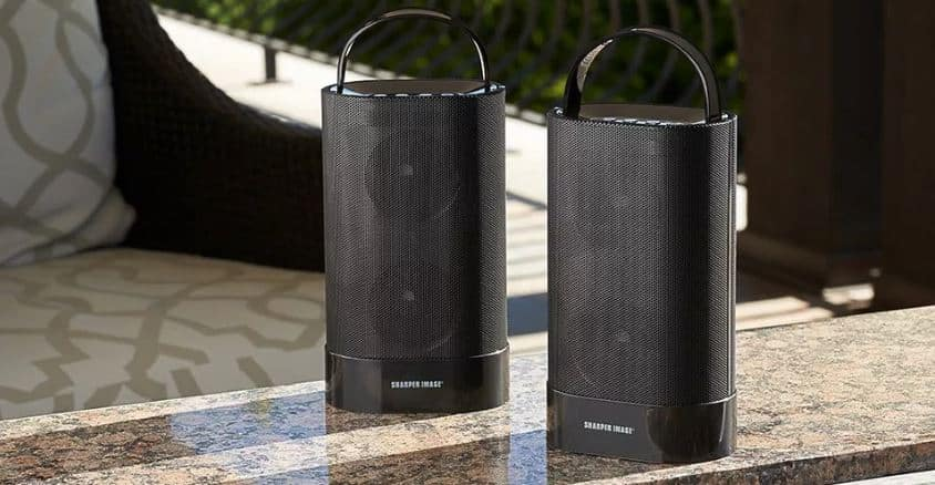 outdoor portable bluetooth speakers