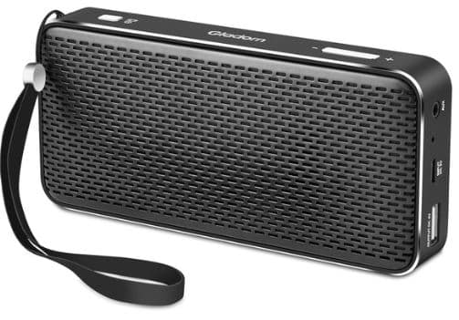 Gladorn Bluetooth Speaker Pocket Size Portable Wireless Speakers