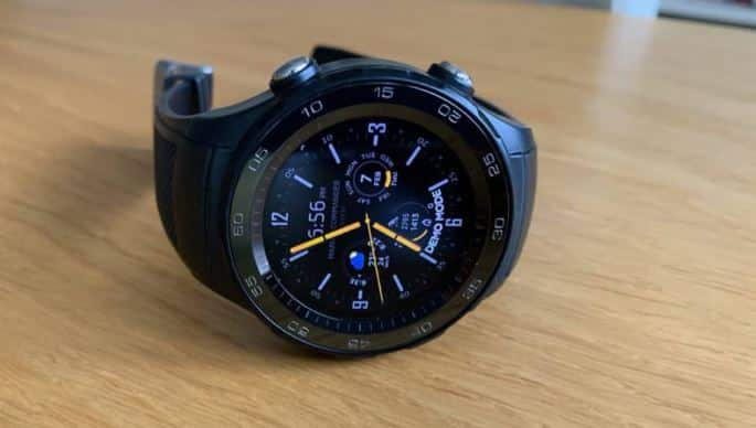 Huawei Watch 2 Sport huawei watch with speaker and microphone