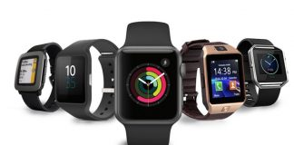 Smartwatch With Speaker and Mic