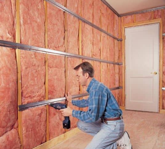 Installing Soundproof Drywall