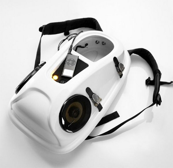 backpacks with speakers