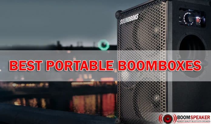 Best Portable Boomboxes