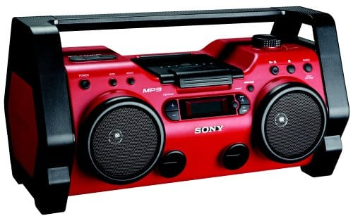 best industrial boombox