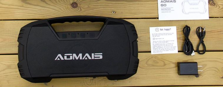 best sounding boombox aomais