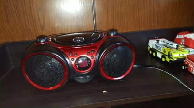 jensen cd 590 best small boombox