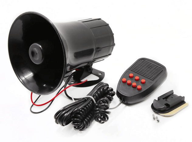 best car pa systems