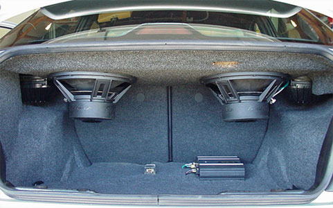 Free-Air Subwoofers