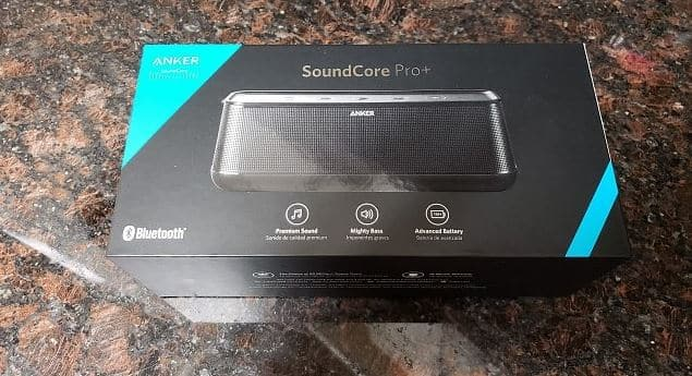 Anker Soundcore Pro+ Bluetooth Speaker