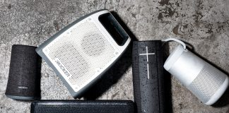 Best Bluetooth Speakers With AUX Input