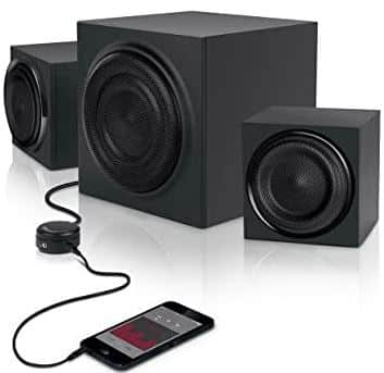 Bluetooth Speakers with AUX Input