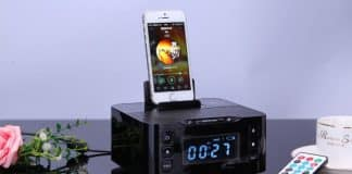 Bluetooth Speaker charging Docking Station for Android