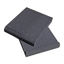 "Studio Solutions High-Density Studio Monitor Isolation Pads Pair (5"" Monitors)"