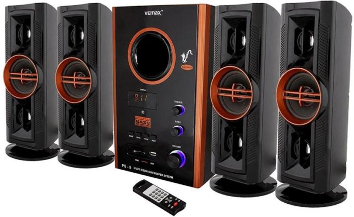 tower speakers for surround sound