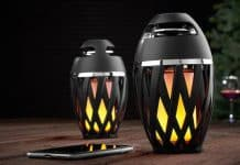 Outdoor Lantern Speakers