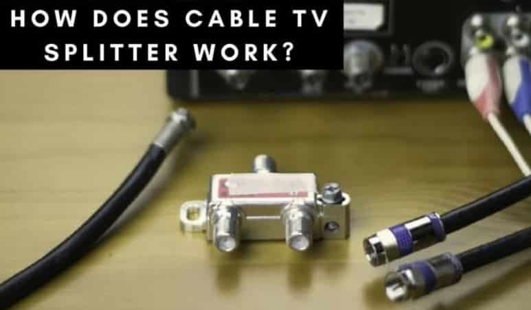 how to connect tv and modem to one cable outlet