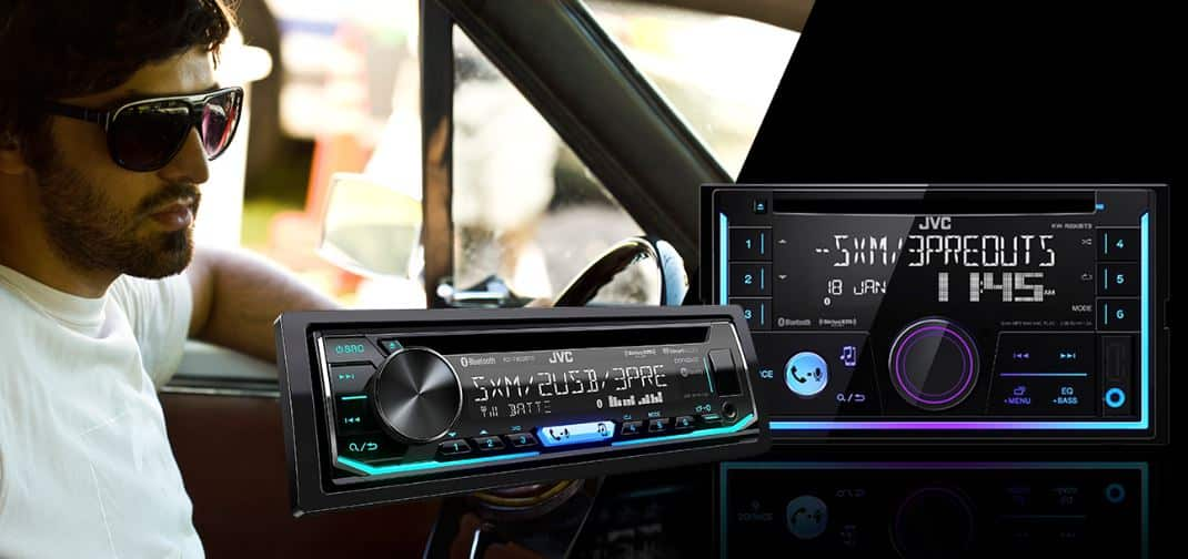 jvc stereos for cars