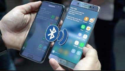 share internet data with bluetooth