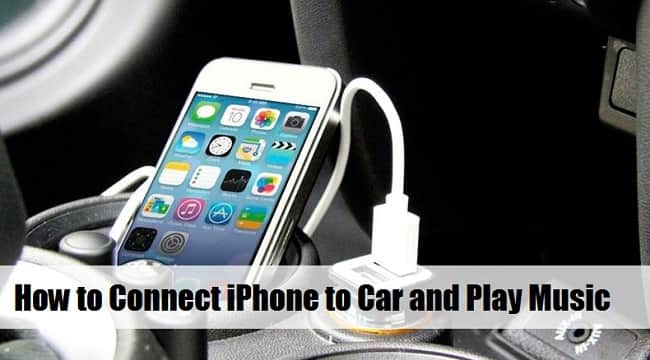 Connecting iPhone To Car Audio Problems: Adjust Audio Bluetooth Setting
