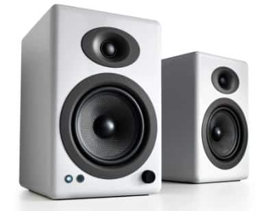powered speakers for amplifiers