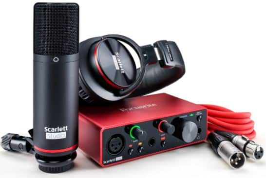 when to use audio interfaces