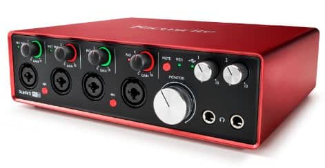 why use an audio interface