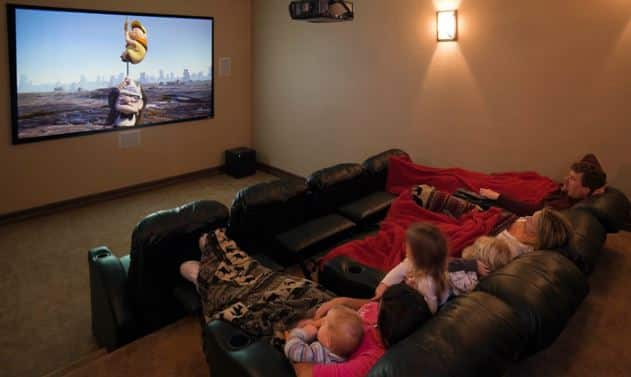 Home Theater Viewing Distance Calculator