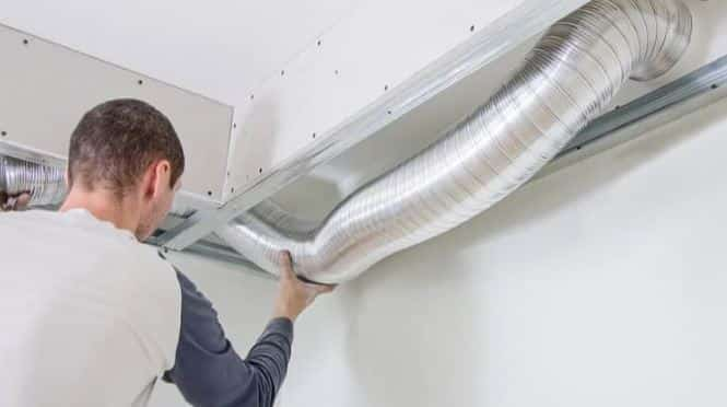 home theater HVAC system soundproofing