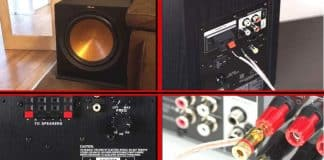 How to Connect a Subwoofer to a Receiver or Amplifier