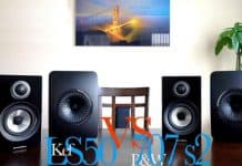 KEF vs Bowers and Wilkins