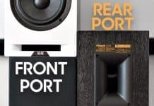 Rear Ported vs Front Ported Speakers