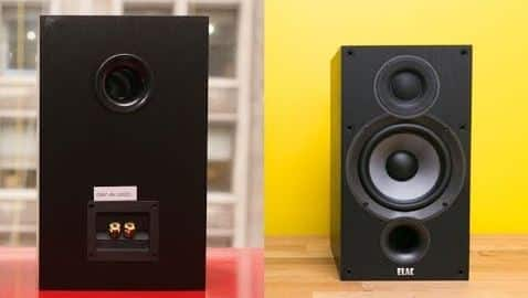 The Similarities Between Rear Ported and Front Ported Speakers