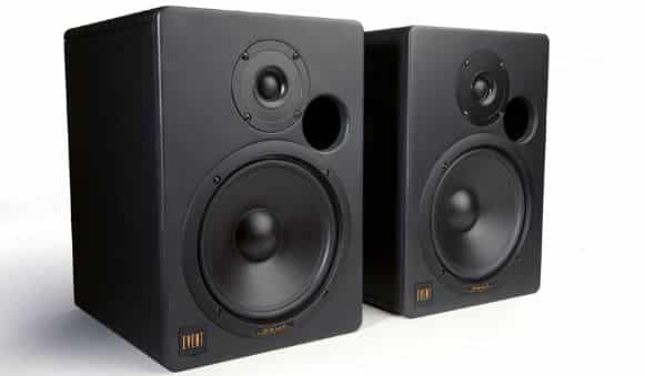 front ported speakers