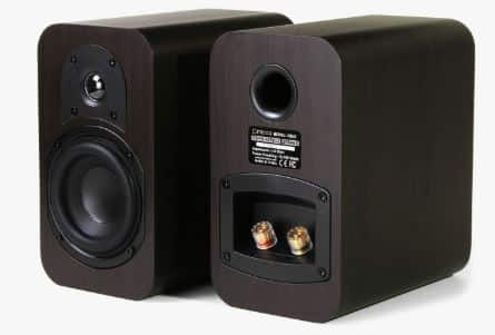 rear ported speakers