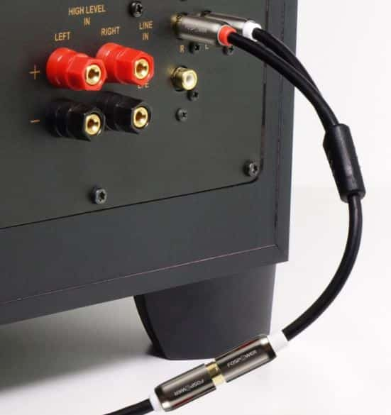 How To Connect Your Receiver and Subwoofer Using A Y Splitter