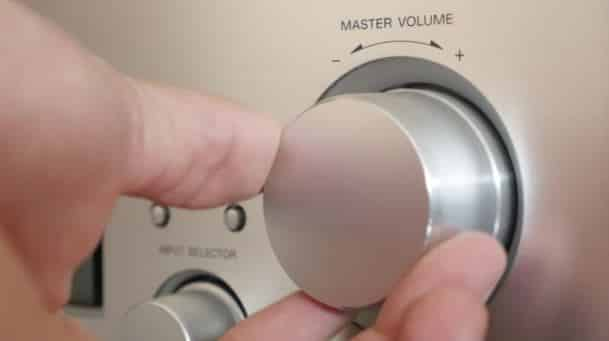 How To Control Speaker Level Output Volume