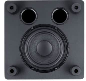 Positioning Down Firing Subwoofers
