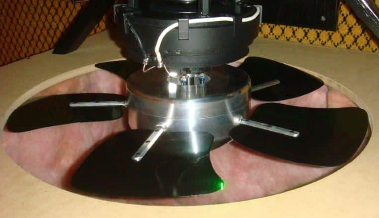 rotary subwoofer