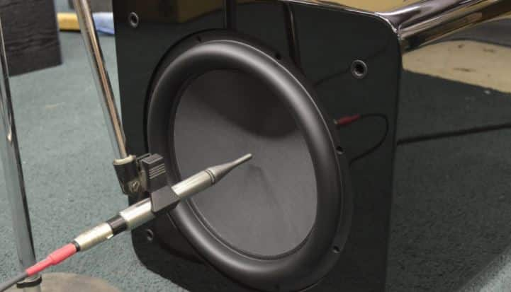 subwoofer accuracy