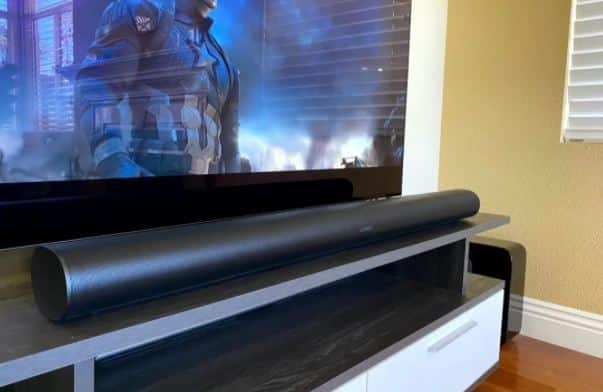 subwoofer and soundbar proximity connection interference
