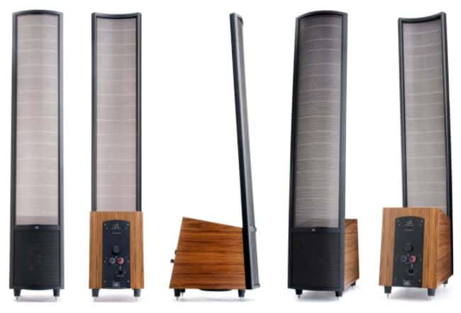 MartinLogan Electrostatic Speakers