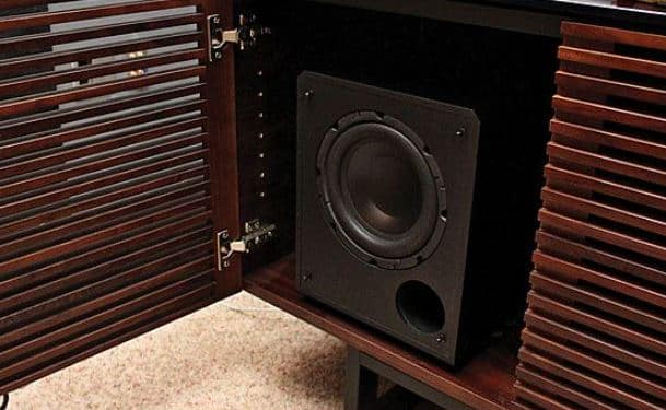 Can I Put My Subwoofer Inside A Cabinet