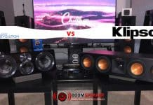 SVS vs Klipsch