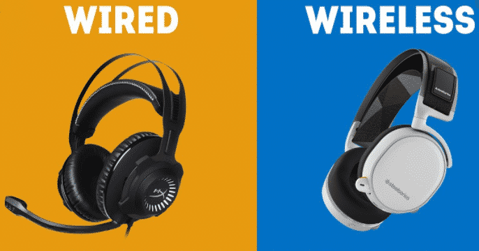 Wired Headsets over Wireless Headsets