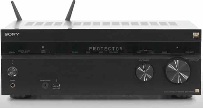 How To Fix A Sony Receiver Protector Error