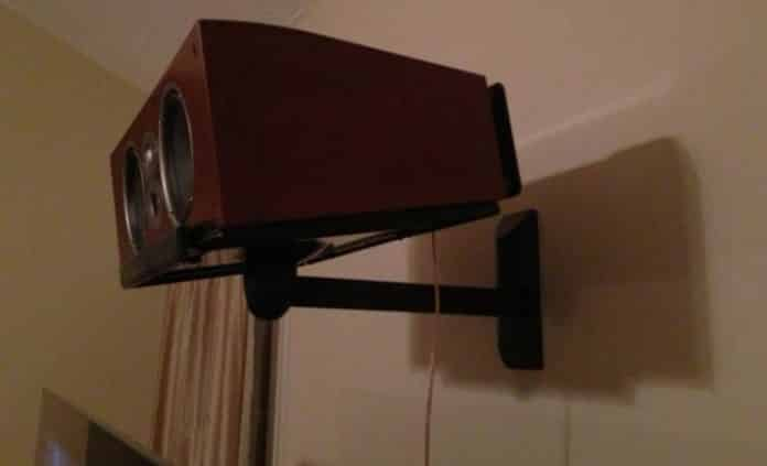 How To Mount Heavy Speakers On The Wall