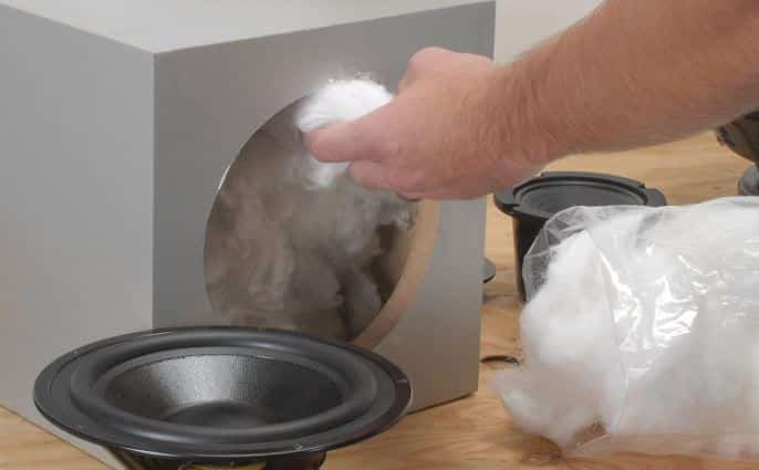 Is Poly-Fill Good For My Subwoofer