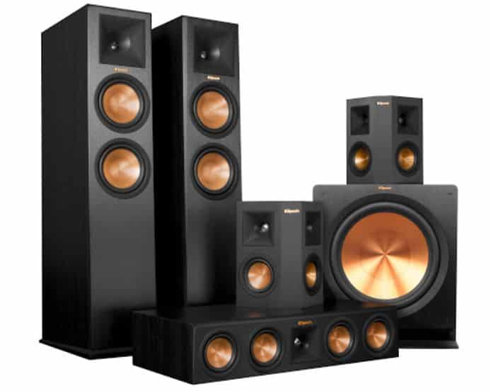 klipsch speakers build quality