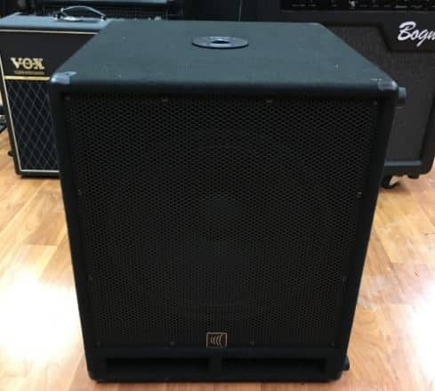 what are passive subwoofers
