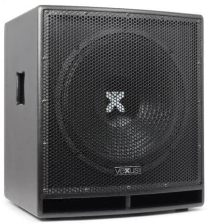 what is an active subwoofer